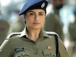 Mardaani 2 first look reveals Rani Mukherji in her tough cop avatar