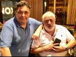 Rishi Kapoor is cancer free: Rahul Rawail posts on Facebook