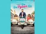 New poster of Ajay Devgn starrer De De Pyaar De comes out