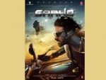 Makers of Prabhas' upcoming movie Saaho release new poster