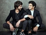 I respect Ishaan's opinion as much as I would my father's: Shahid Kapoor