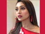 Lady In Red: Mimi Chkraborty looks gorgeous in her latest Instagram image
