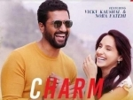Vicky Kaushal, Nora Fatehi's music video Pachtaoge released