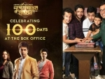 Durgeshgorer Guptodhon completes 100 days in box office