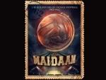 Ajay Devgn's Maidaan wraps up first Mumbai Schedule