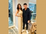 Pakistani actress Mehwish Hayat posts image with Priyanka Chopra's husband Nick Jonas at US Open