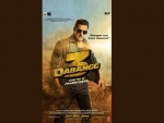 Chulbul Pandey arrives: Makers release motion poster of Dabangg 3