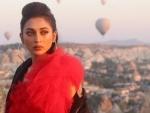 Mimi Chakraborty adds yet another glamorous image on social media