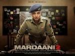 Rani Mukherji's Mardaani 2 to release on Dec 13