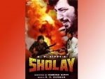 Sholay is now available worldwide on Amazon Prime Video
