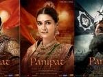 Makers release character posters of Panipat, Sanjay Dutt-Kriti-Arjun Kapoor look impressive