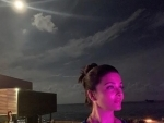 Abhishek Bachchan shares special image of his 'honey and moon' Aishwarya Rai Bachchan on Instagram