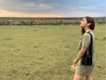 Alia Bhatt wanders where the Wi-Fi is weak in Kenya, shares yet another cute image