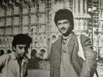 Anil Kapoor shares old image on Twitter, reveals how Woh Saat Din changed his career
