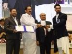 66th National Film Awards: Actors Ayushmann Khurrana, Vicky Kaushal, Akshay Kumar receive honours
