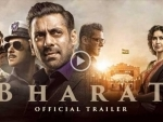 Salman Khan unveils Chashni song from Bharat