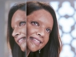 Makers release first look poster of Deepika Padukone from Meghna Gulzar's Chhapaak