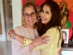 Urmila Matondkar posts sweet message to wish Dimple Kapadia on birthday