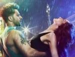 Actors Varun Dhawan and Nora Fatehi launch 'Garmi' in style