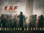 Makers release new poster of KGF: Chapter 2, features Yash