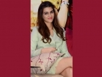 Kriti Sanon is 'double happy' over release of first look of sister Nupur Sanon's music video