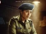 Makers unveil new poster of Rani Mukherji's Mardaani 2