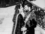Nusrat Jahan shares another gorgeous image with her husband Nikhil on social media