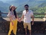 Nusrat Jahan enjoying vacation with husband Nikhil, posts images on Instagram