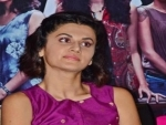 Taapsee Pannu reunites with Anurag Kashyap for another thriller