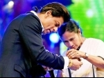 Happy birthday my charming brother: Mamata Banerjee wishes Shah Rukh Khan