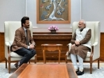 Anil Kapoor meets PM Modi, says 'humbled and inspired'