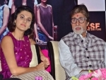 Working with present generation actors is educative for me: Amitabh Bachchan