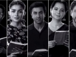 Bollywood stars come together in video to promote Mahatma Gandhi's ideologies on his 150th birth anniversary
