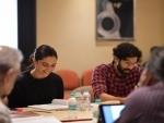 Deepika Padukone, Vikrant Massey join 'reading session' for Chhapaak