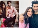 Aditya Roy Kapur joins Instagram, Katrina, Alia, Shraddha welcome