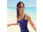 Before returning to work, Katrina Kaif slays in monokini