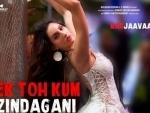Nora Fatehi turns up the heat with Marjaavaan's new song 'Ek Toh Kum Zindagani'!