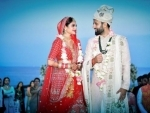 First-time MP and Tollywood star Nusrat Jahan gets married in Turkey