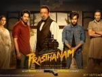 Manisha Koirala and Sanjay Dutt come together for 'Prassthanam' after a decade