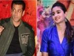 Salman Khan, Alia Bhatt in Sanjay Leela Bhansali's Inshallah