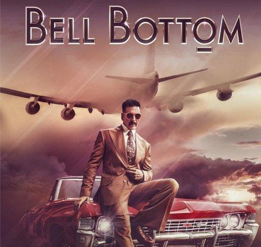 Akshay Kumar trends on internet with 'Bell Bottom' look