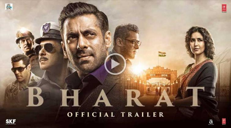 Salman Khan unveils Chashni song from Bharat