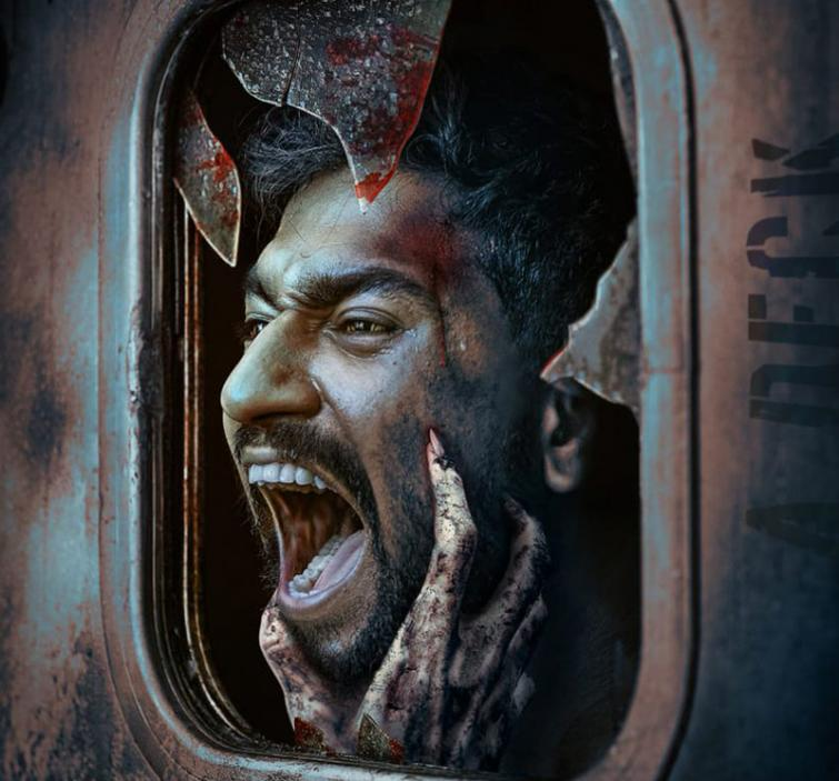 Makers release poster of Vicky Kaushal's Bhoot: Part One - The Haunted Ship