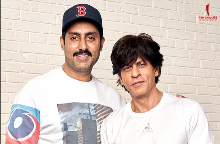 Shah Rukh Khan to co-produce Abhishek Bachchan's upcoming movie Bob Biswas