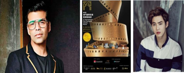 Karan Johar joins 4th International Film Festival & Awards‧Macao as ambassador