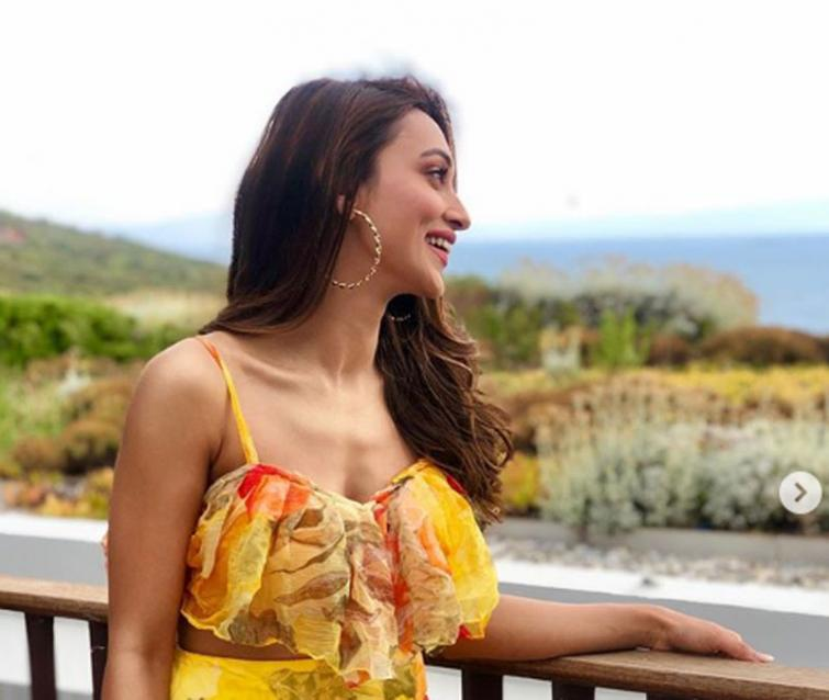 Lady in yellow: Mimi Chakraborty looks gorgeous in her latest Instagram image