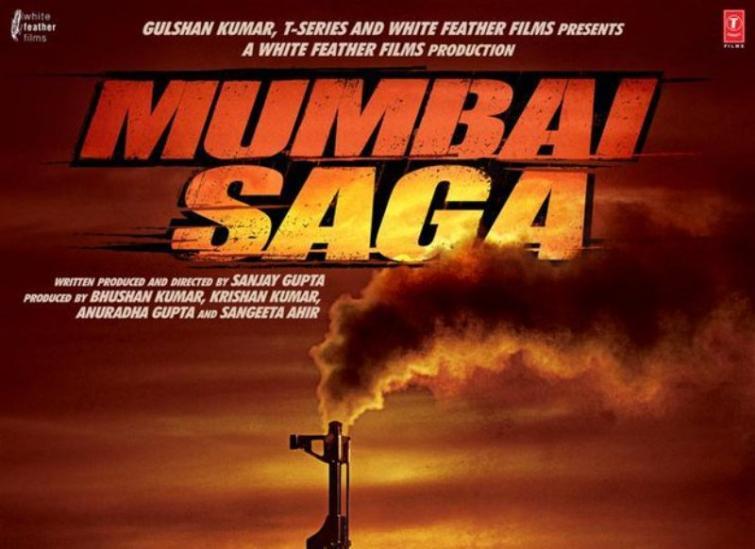 John Abraham, Emraan Hashmi's Mumbai Saga to release next year, first look poster unveiled