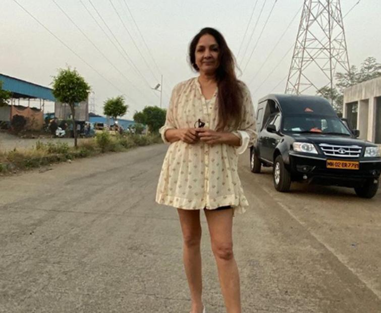 Frock ka Shock: Neena Gupta gives style inspiration to fans with her latest Instagram image