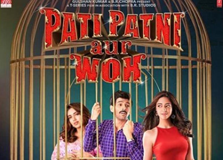 Makers release poster of Pati Patni Aur Woh