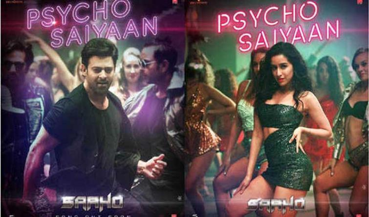Southern superstar Prabhas, B-town's Shraddha dazzle in first look of upcoming 'Saaho' song 'The Psycho Saiyaan'
